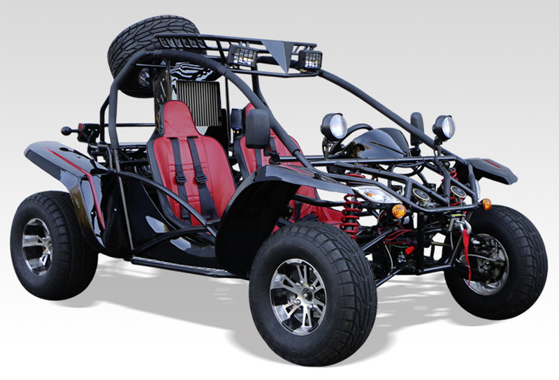Buggy KINROAD 650 cm3 - Buggy Homologué Route