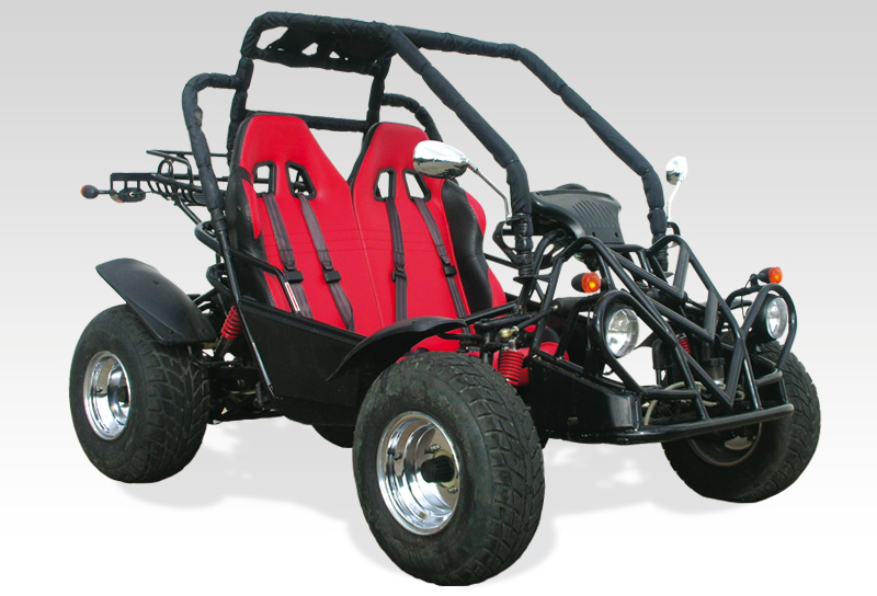 Buggy KINROAD 150 cm3 - Buggy Homologué Route