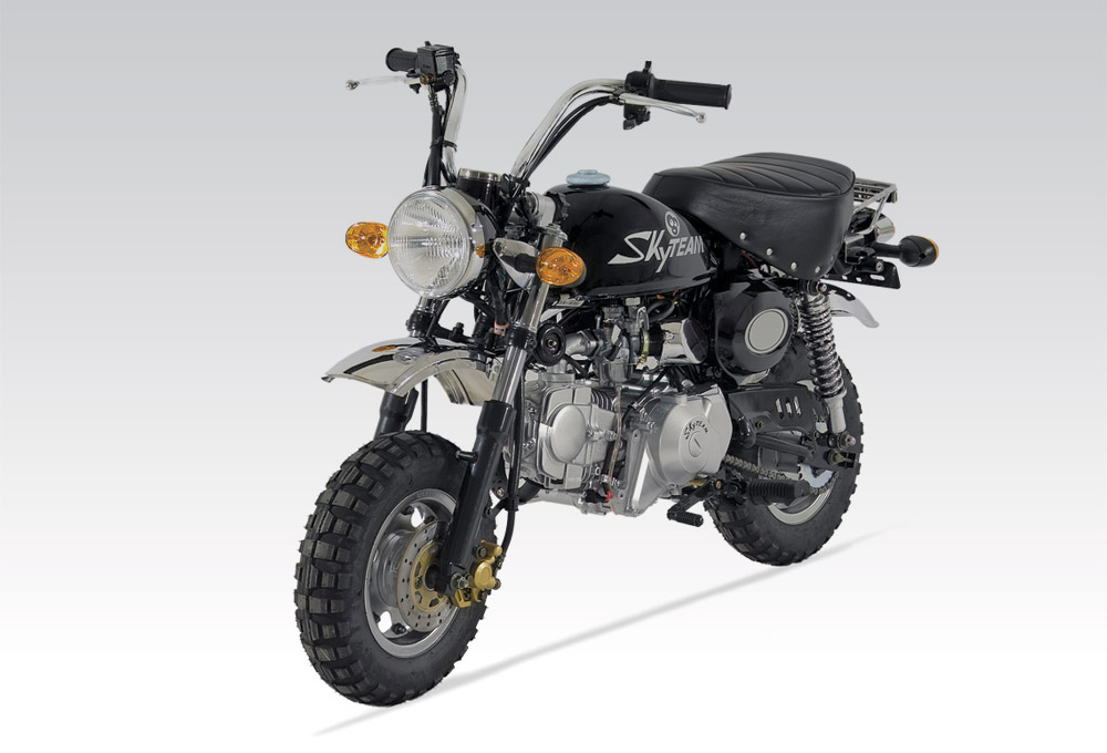 Moto MONKEY SKYTEAM 125