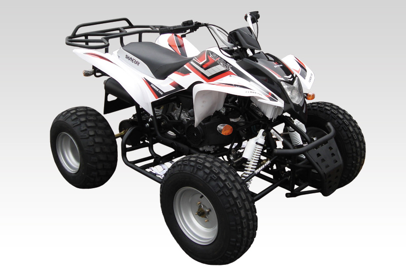 Quad SHINERAY 150 STE - Quad Homologué Route