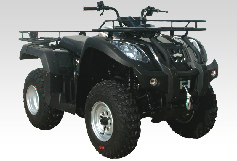 Quad SHINERAY 250 Automatique - Quad LYNX 250 STIXE - Homologué Route